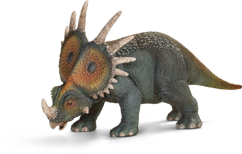 Realistic Jurassic Styracosaurus Dinosaur Figure Kids Toy Model Christmas Gift