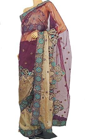 Cocktail Trendy Saree Dress Party Wedding Designer Latest Fashion Indian Sari