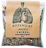 Anima Mundi Botanical Sacred Smoke - Organic & Wildcrafted Loose Herbal Blend with Mugwort, Rose Petals & Calendula…