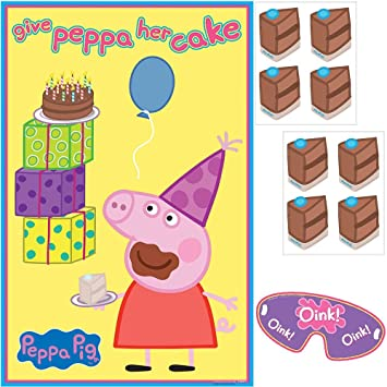 Amazon.com: Peppa Pig Partido Juego: Kitchen & Dining