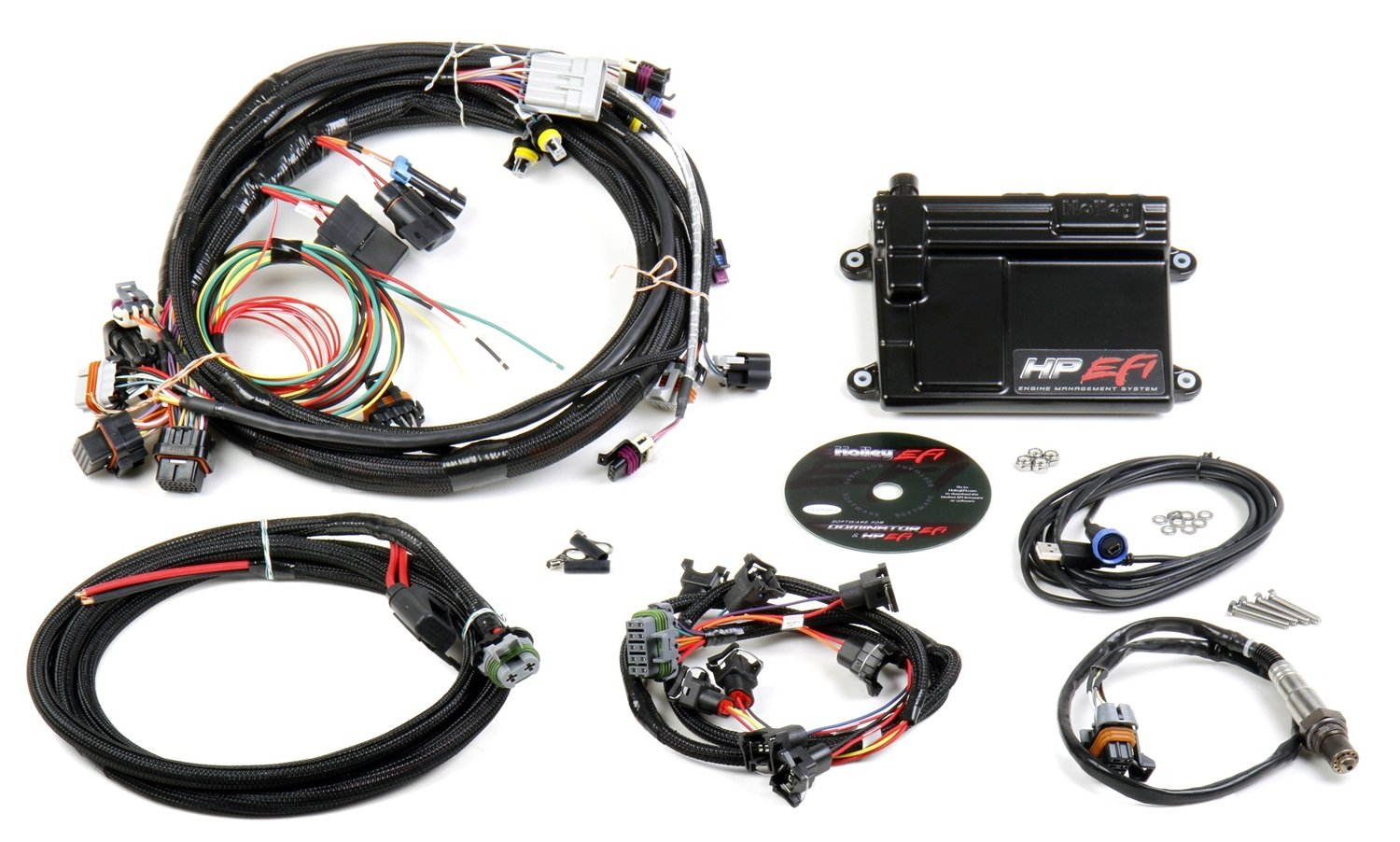 71yuQ%2BumfWL._SL1500_ amazon com holley 550 602 hp efi, ecu and harness kit automotive ecu wiring harness for 1999 mazda 626 at mifinder.co