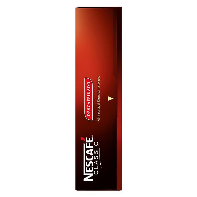 NESCAFÉ Café Classic Café Soluble Descafeinado| Sobres: Amazon.es: Amazon Pantry