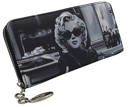 Cartera Mujer Grande diseños compacto y elegante - Carteras Billeteras Monederos de Mujer Gran Capacidad patrones