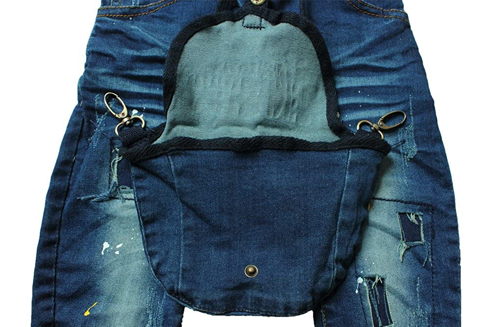Amazon.com: eTree Little Boys Baby bolsillos Denim Jeans ...