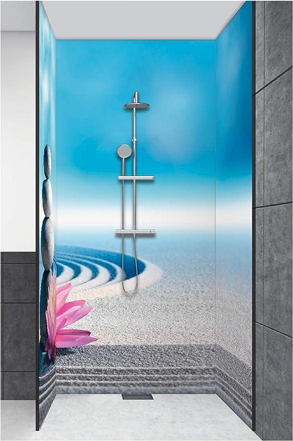 Artland C3ZV - Panel de Pared para Ducha o Pared (Aluminio ...