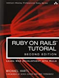 Ruby on Rails Tutorial: Learn Web Development with Rails (2nd Edition) (Addison-Wesley Professional Ruby)