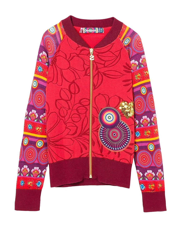 Desigual Mädchen Sweatshirt Jers_Gogol