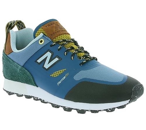 6e83429b4c76b New Balance Men's Trailbuster Re-Engineered TBTFOT Trail Running Shoe (12 D (M