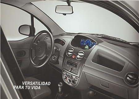 Amazon.com : 2015 CHEVROLET MATIZ LS SEDAN PRESTIGE COLOR SALES BROCHURE - MEXICO - SPANISH - BEAUTIFUL!! : Everything Else