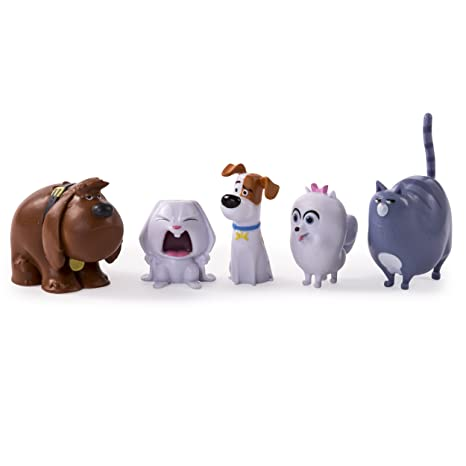 Amazon.es: The Secret Life of Pets - Mini Pets Collectible Figures by Secret Life of Pets: Juguetes y juegos