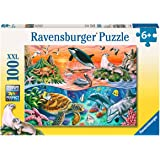 Ravensburger 10681 Underwater XXL Jigsaw Puzzle - 100 Pieces