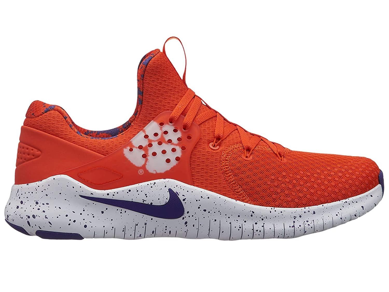 on sale ca7a6 609c1 Amazon.com  Nike Men s Free TR 8 Clemson Training Shoes (University Orange,  13 M US)  Sports   Outdoors