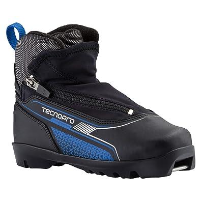 92e116ab3 Tecno Pro Unisex Kids' Ultra Pro Prolink Trail Running Shoes Schwarz/Silber