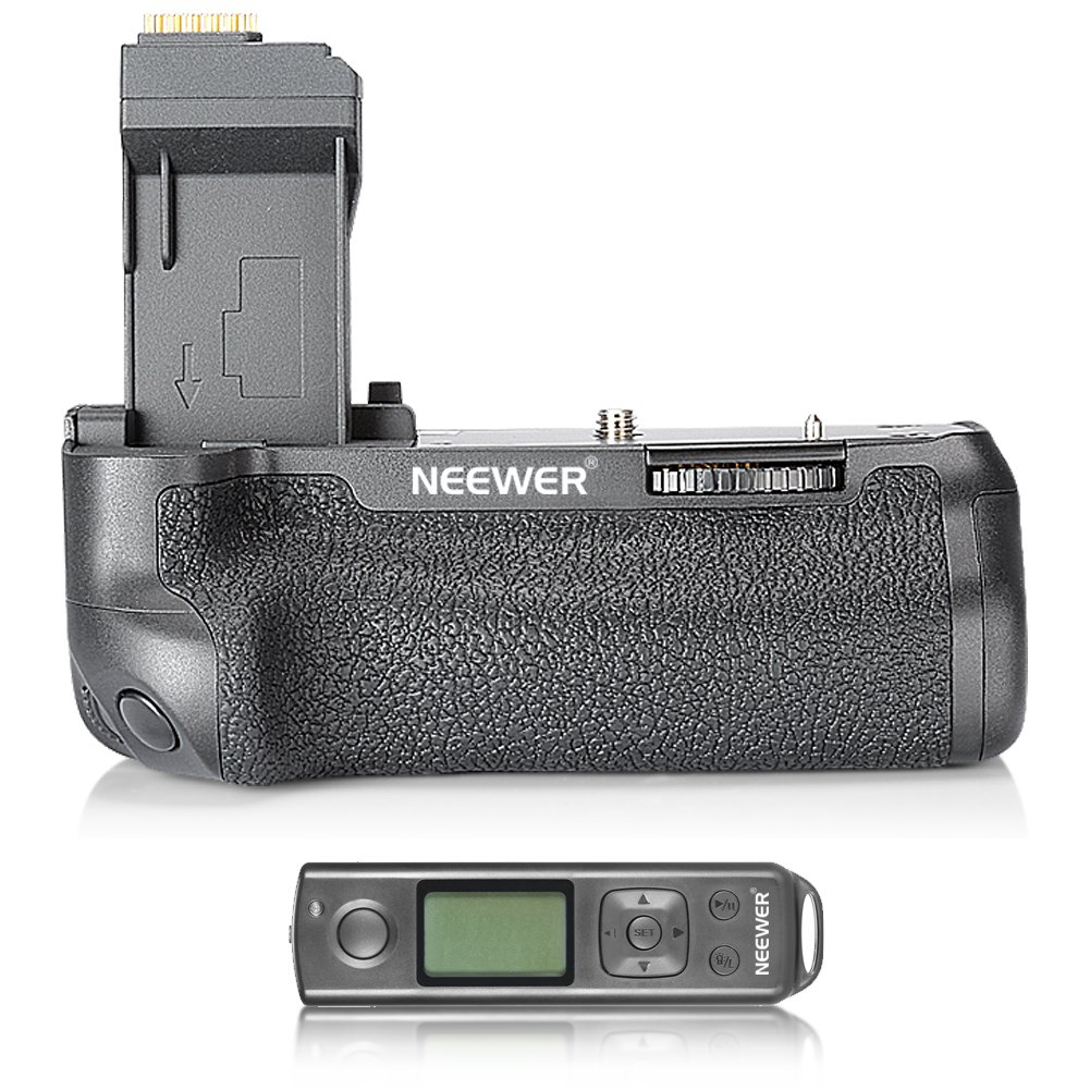 Neewer grip   control remoto Canon EOS 750D/T6i, 760D/T6s