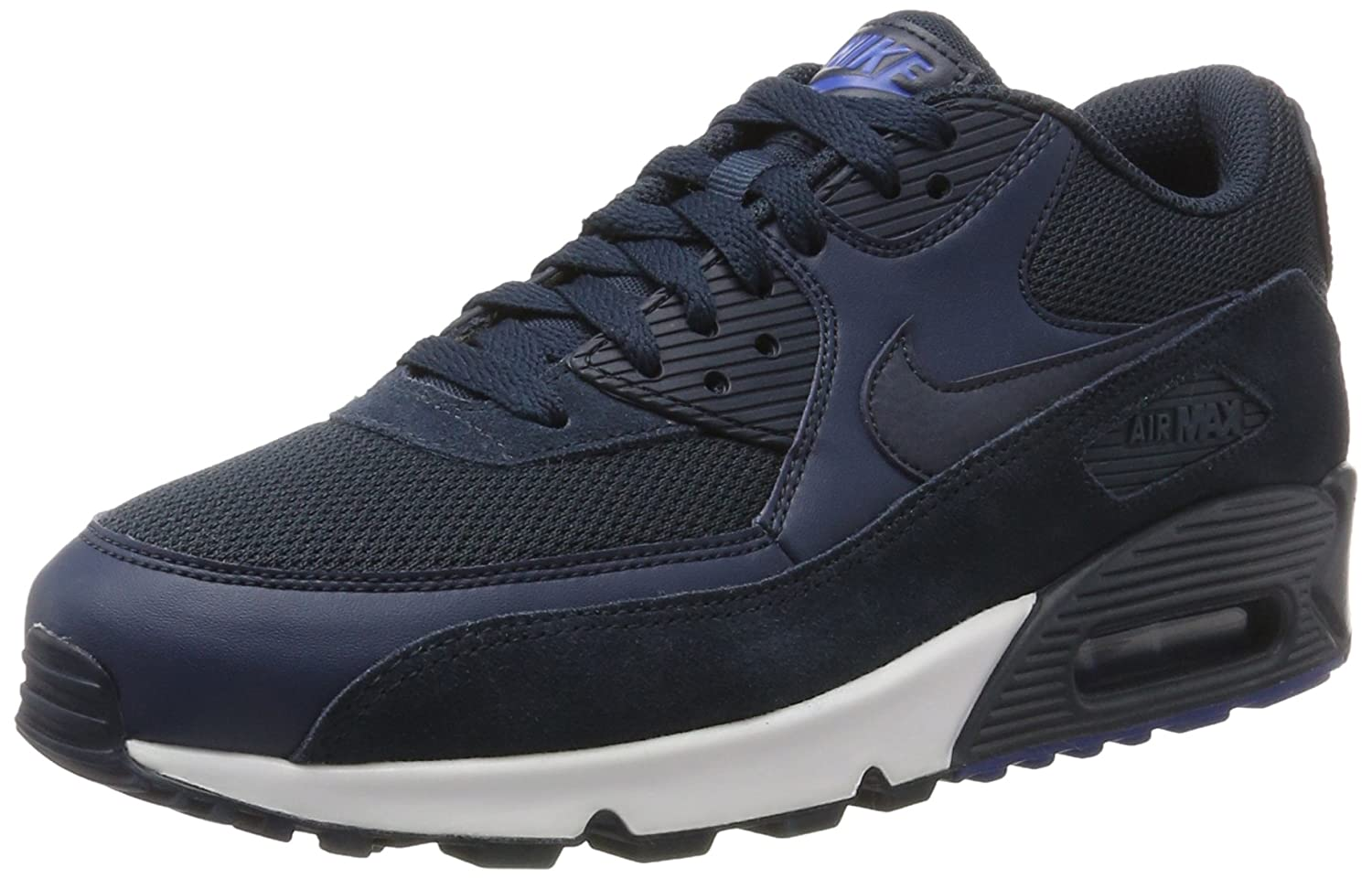 0a4770ec47 Amazon.com | Nike Air Max 90 Essential Mens Style: 537384-422 Size: 7.5 |  Road Running