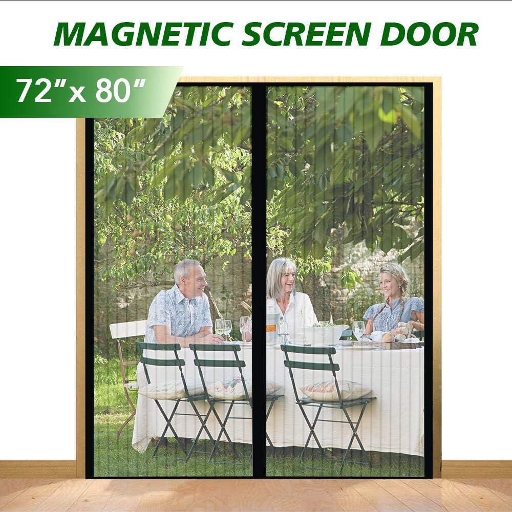Amazon Promo Code 2020 for Fiberglass Magnetic Screen Door Mesh Curtain