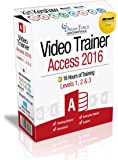 Access 2016 Training Videos – 16 Hours of Access 2016 training by Microsoft Office: Specialist, Expert and Master, and…