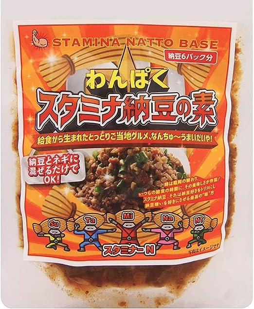 ケンミン ショー 納豆