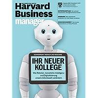 Harvard Business Manager 9/2015: Ihr neuer Kollege