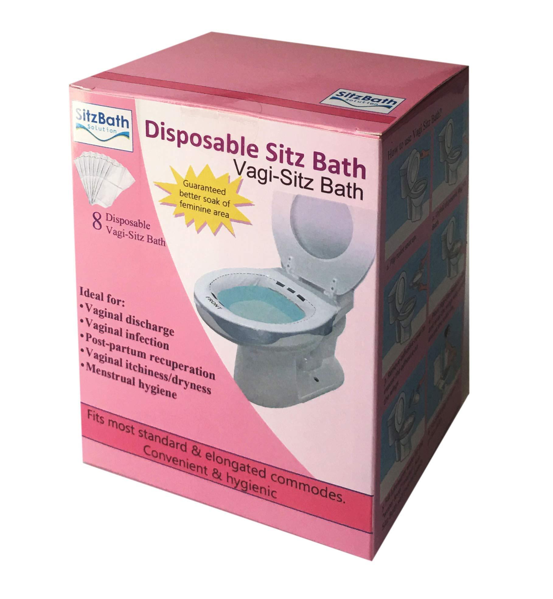 Disposable Sitz Bath by Vagi-Sitz Bath
