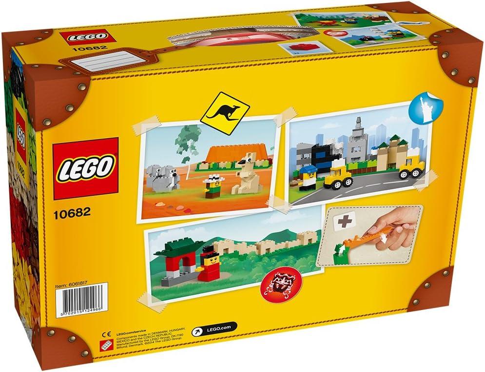 Lego Classic Creative Suitcase Boys Girls Birthday Present  Building bricks Toy