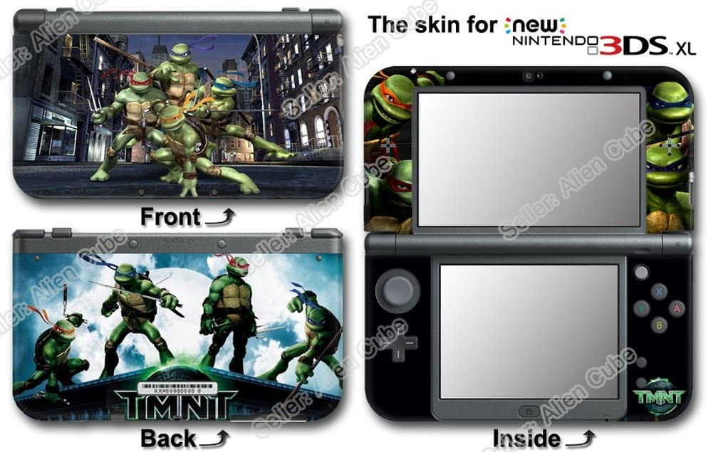 Amazon.com: TMNT Teenage Mutant Ninja Turtles Skin Sticker ...