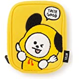 BT21 Official Merchandise by Line Friends - CHIMMY Character Ppogeul Bite Pouch