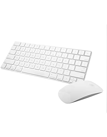 90007f28166 Apple Wireless Magic Keyboard 2 -MLA22LL/A with Apple Magic Bluetooth Mouse  2 -