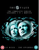 The X Files - Complete Season 1-9 [DVD]