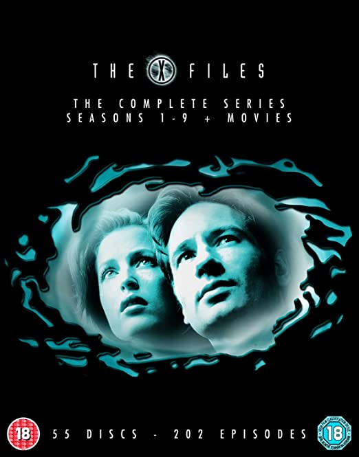 The X Files: The Complete Series Season 1-9