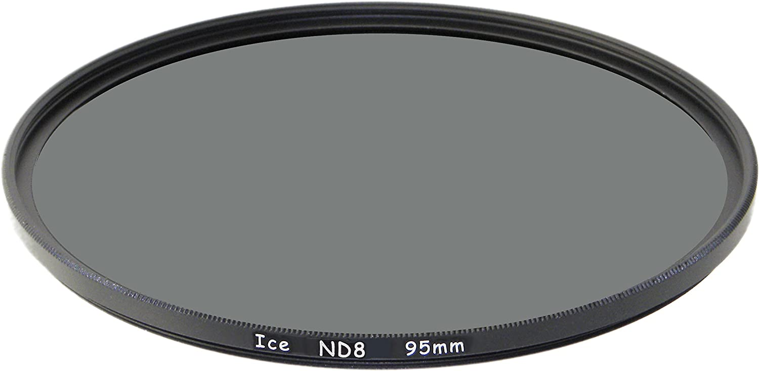 Neutral Density ND8 Multicoated Glass Filter for Sony HDR-CX455