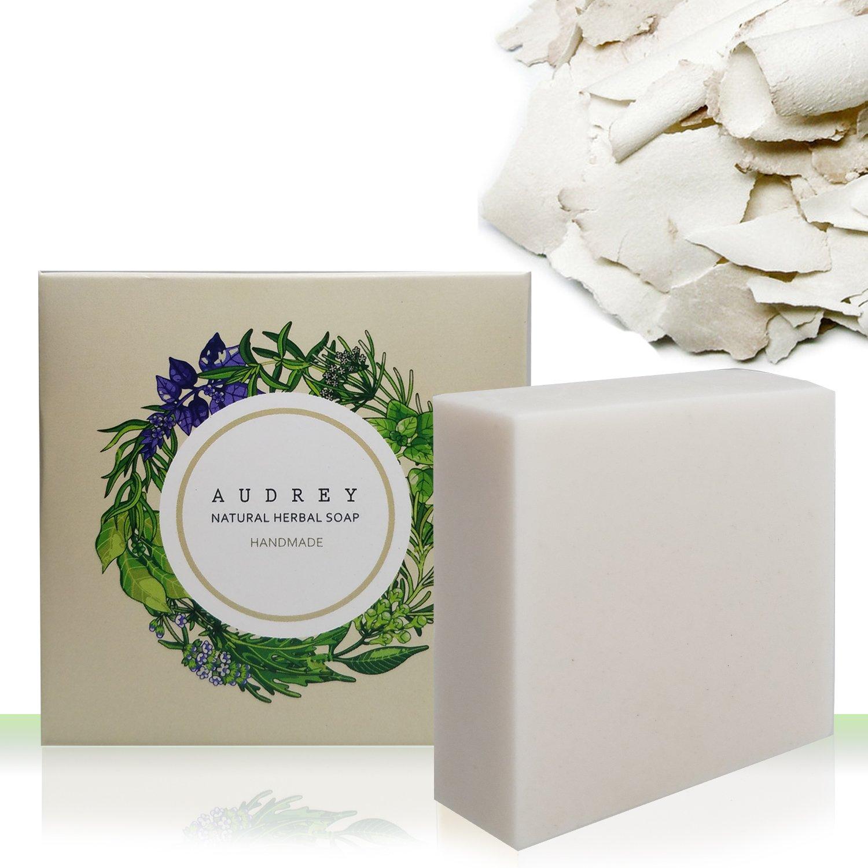 Amazon.com : Audrey Handmade Natural Herb Bar Soap (Tea Tree Oil ...