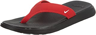 Nike Mens Ultra Celso University Red Black Synthetic Sandals 46 EU 882691-600