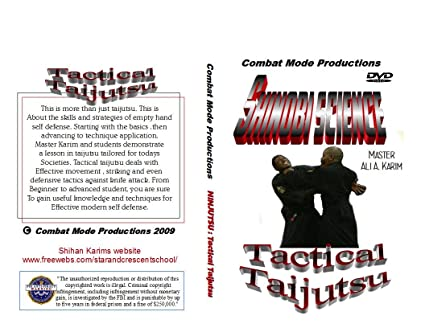 Amazon.com: Ninjutsu: Tactical taijutsu: Sports & Outdoors