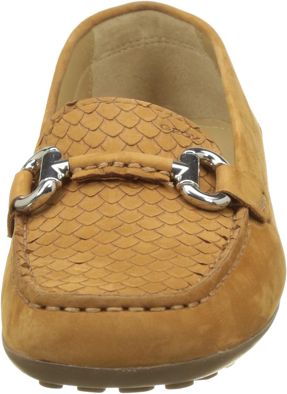 Femme Loafers Geox D Euxo D Mocassins