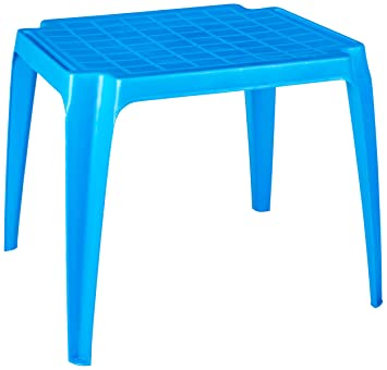 Fun Star Table en Plastique pour Enfant, Couleurs Assorties ...