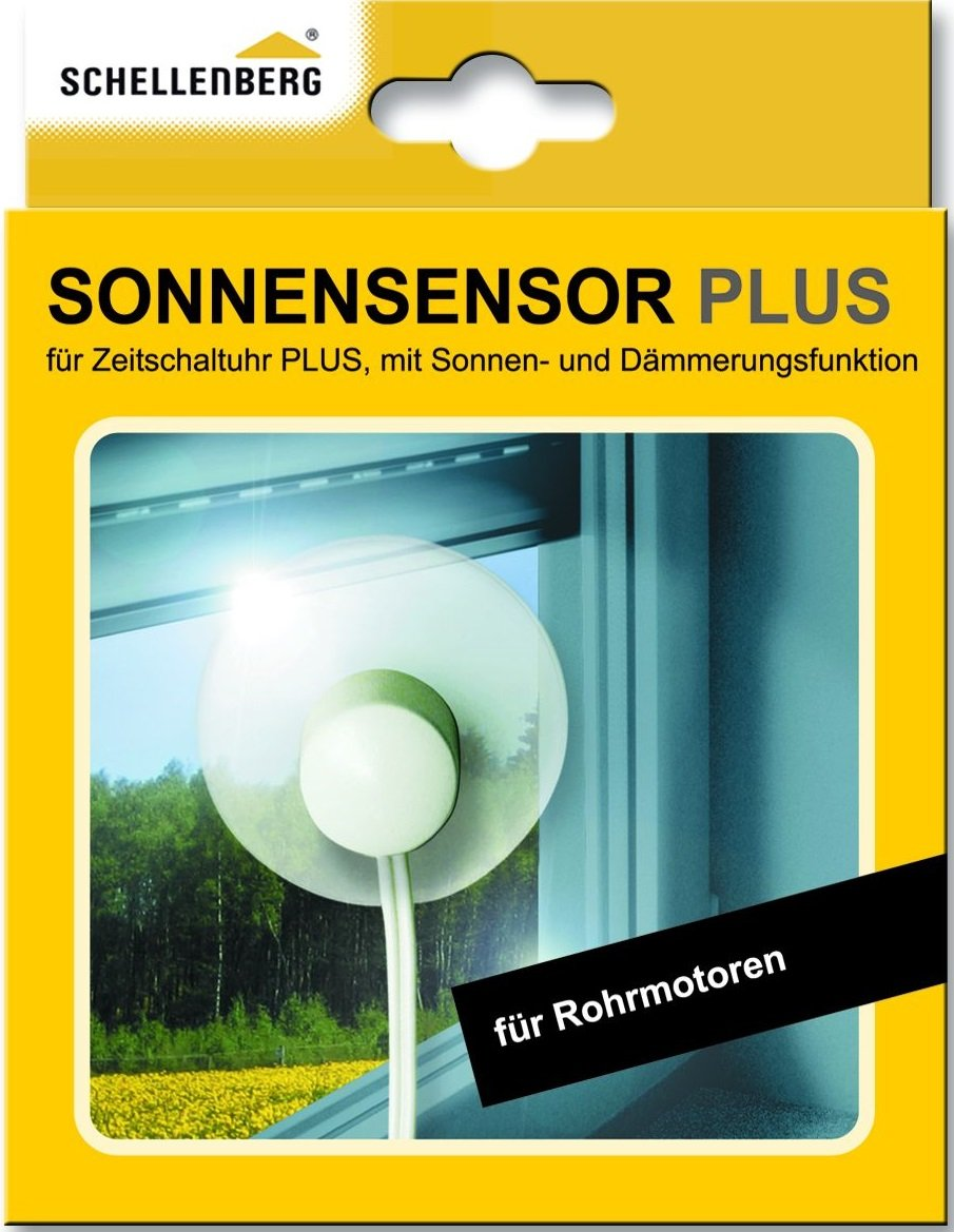 Schellenberg 25559 Solar Sensor Plus, 3 m for 25555