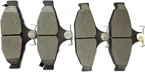 Dash4 CFD413 Optimizer Premium Brake Pad