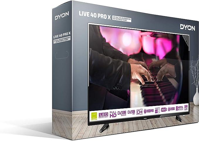 Live 40 Pro-X: Amazon.es: Electrónica