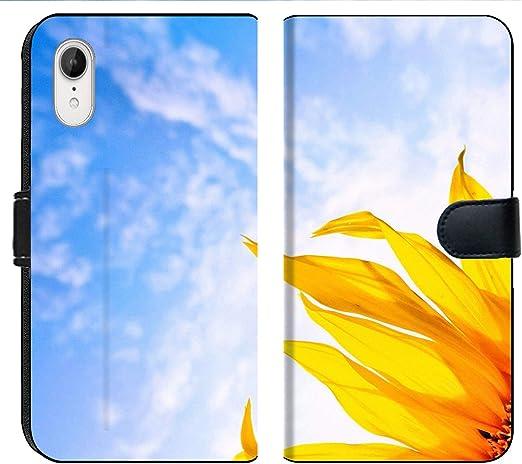 Apple iPhone XR Flip Fabric Wallet Case Image