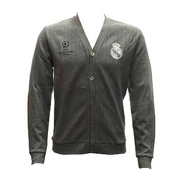 Real Madrid – UEFA Champions League Urban Chaqueta estampado, tamaño XL