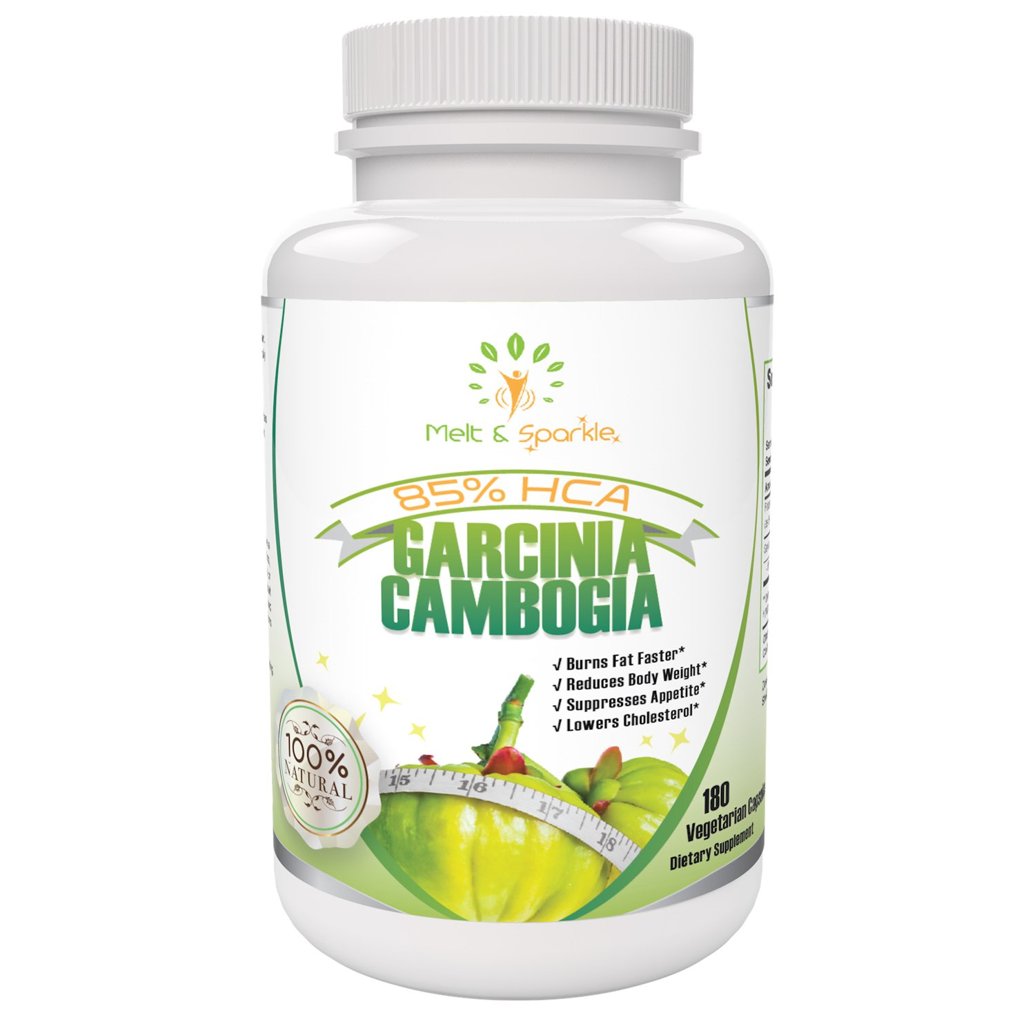 Garcinia Cambogia 85 HCA ULTRA STRENGTH -100 NATURAL Extract-WEIGHT LOSS Supplement