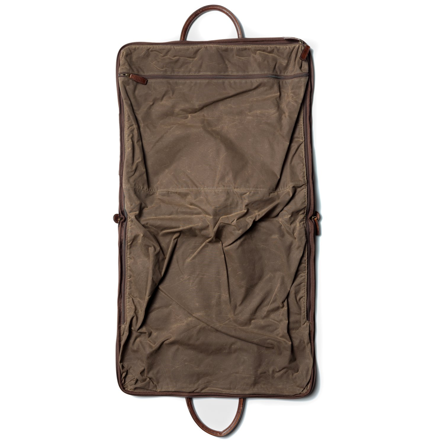 Moore and Giles Gravely Garment Bag Waxwear Rangertan