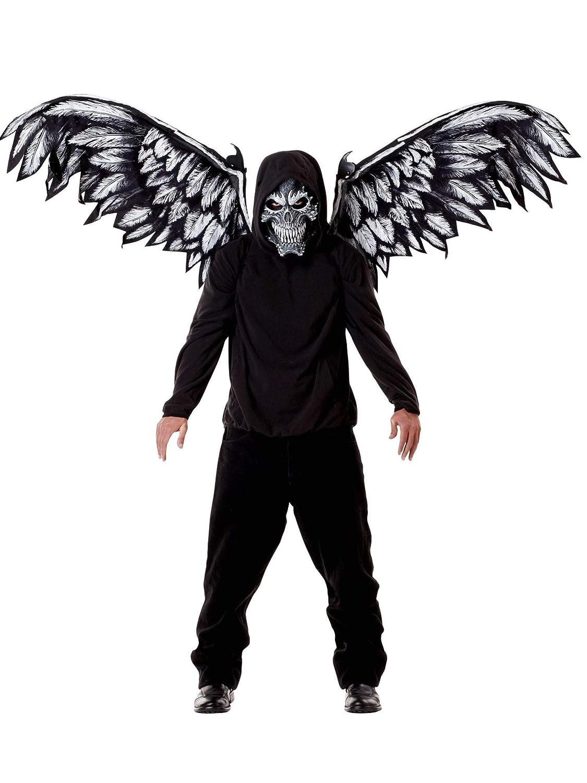 California costumes unisex adults fallen angel