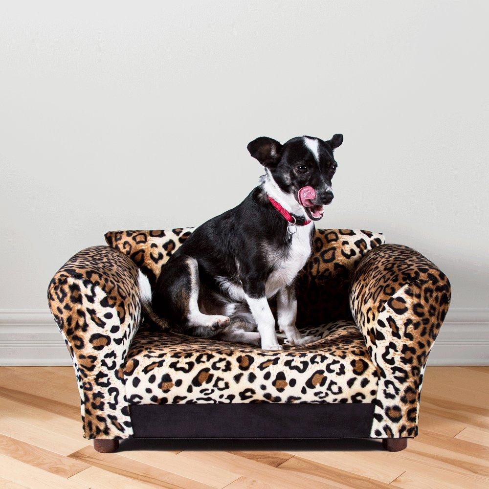 Keet Mini Mascota de Piel sintética sofá Cama: Amazon.es ...