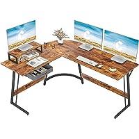 Deals on CubiCubi Modern L-Shaped Desk Computer Corner Desk