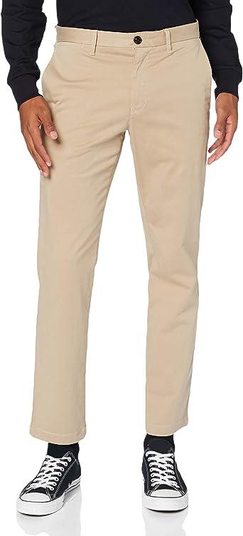 Tommy Hilfiger Core Straight Chino Gmd Flex Pantalones para ...