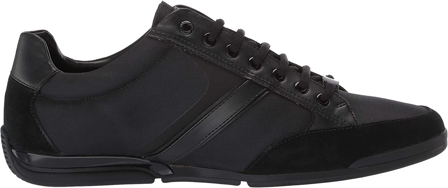 Hugo Boss Men\'s Saturn Profile Low Top Sneaker 81L1RoOKPeL