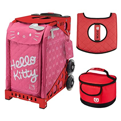 86208b896 Image Unavailable. Image not available for. Color: ZUCA Sport Bag - Hello  Kitty ...