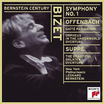 Symphony 1 / Gaite Parisienne / Beautiful Galatea